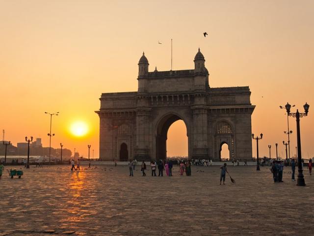 Достопримечательности Дели: Ворота Индии