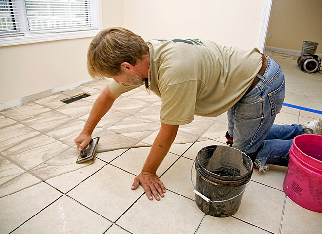 плитка на підлогу