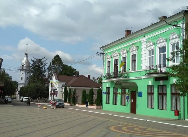 Черновицька область