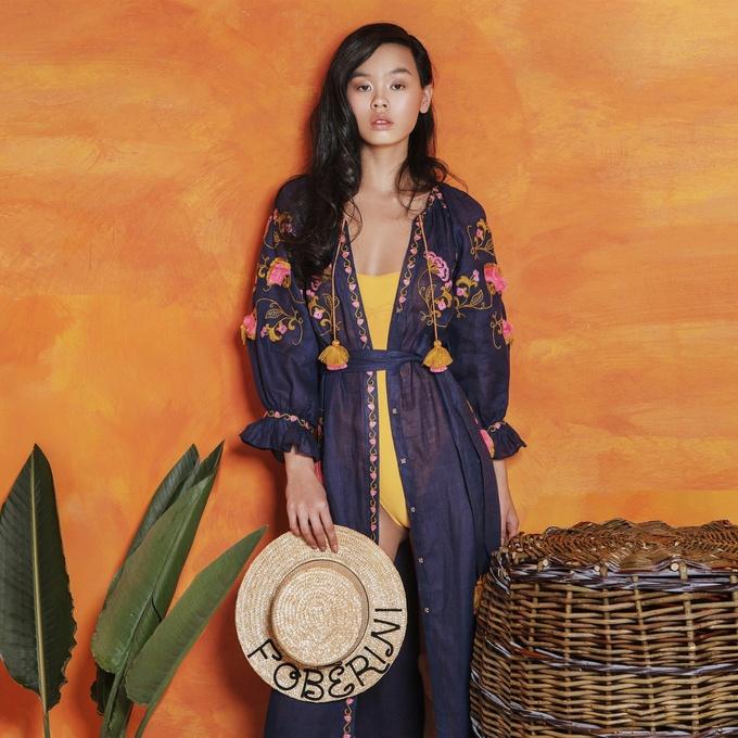 FOBERINI — современный украинский бренд национальной одежды
