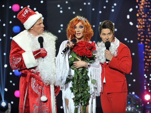 Новый год на Новом канале