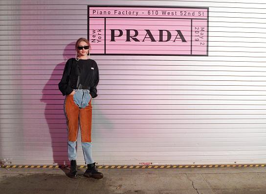 Prada оказался в эпицентре скандала из-за нового амбассадора Чжэн Шуан