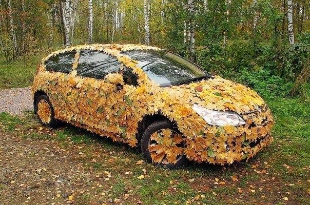 Осенний тюнинг