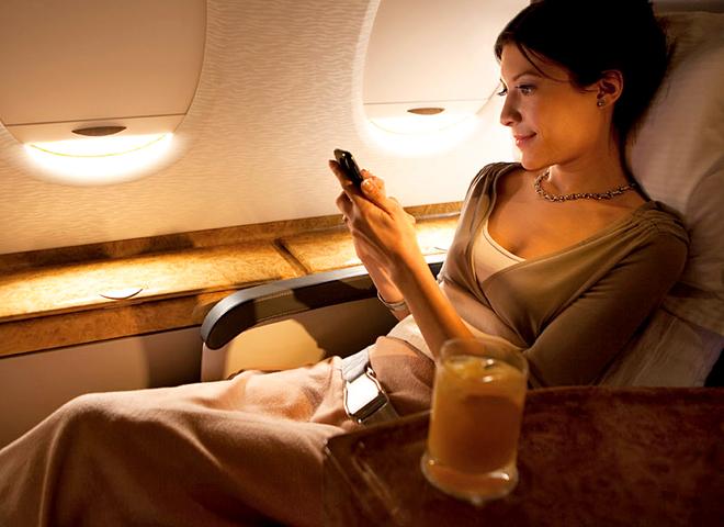 Самые продолжительные перелеты: Emirates Airlines