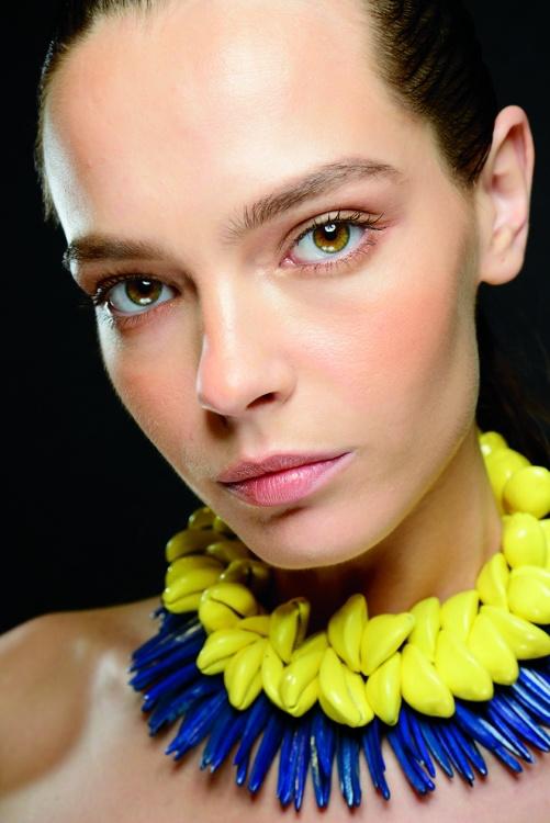 Новий тренд - органічний макіяж