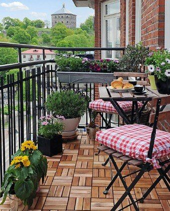 Балкон-тераса