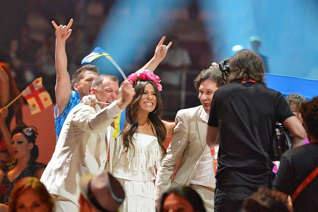 Другий півфінал Євробачення-2012
