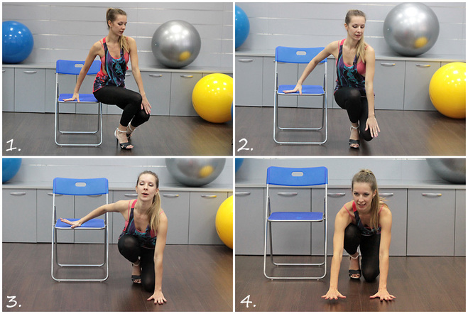 Стрип-пластика: мастер-класс по фитнесу