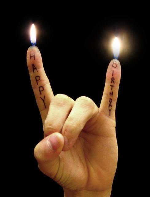 Крутого дня рождения!