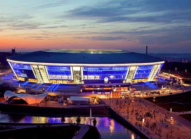 Цікаві місця Донецька