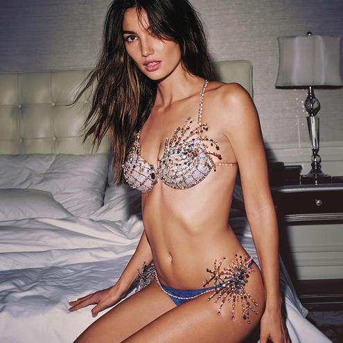 Victoria's Secret Fantasy Bra