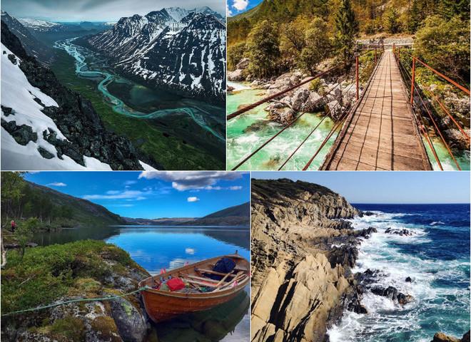 Топ-10 кращих національних парків Європи, про які ти не знала