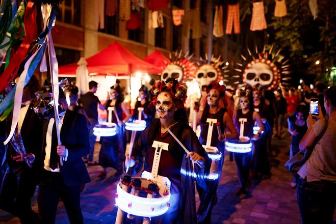 Santa Muerte Carnival