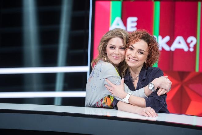 Виктория Булитко и Яна Глущенко