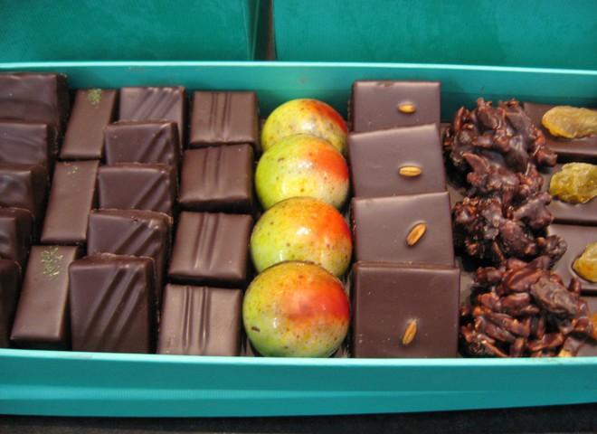 Вояж для шоколадних гурманів