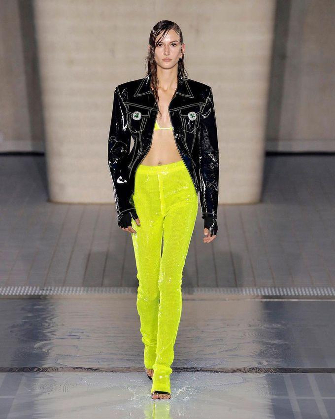 London Fashion Week SS 2022: David Koma