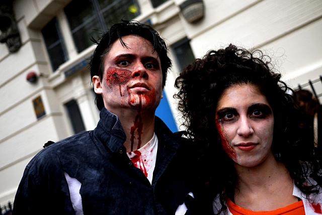 День всех святых: куда податься на празднование - Хэллоуин парад в Нью-Йорке