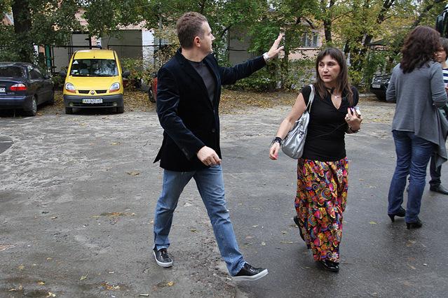 Съемки программы «Большая разница в Украине», часть 2