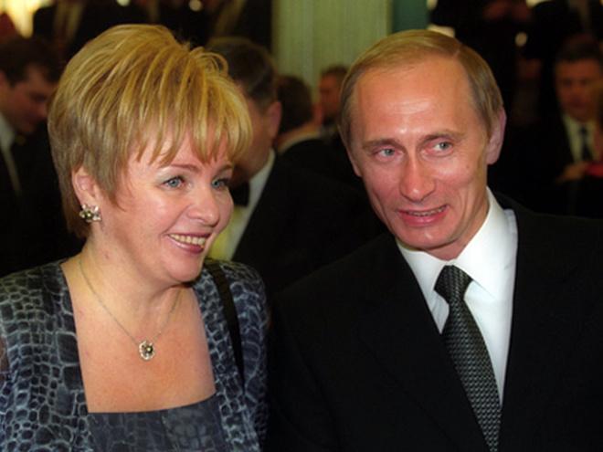 Людмила Путина вышла замуж второй раз новый муж свадьба