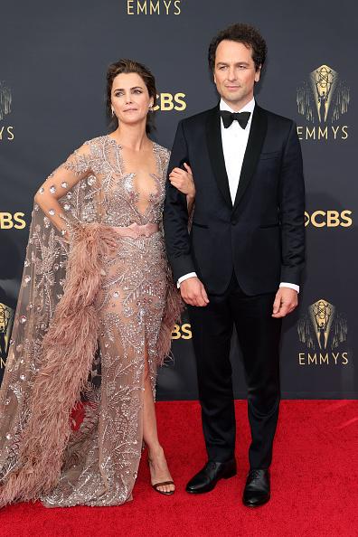 Кери Рассел и Мэтью Риз на Эмми-2021