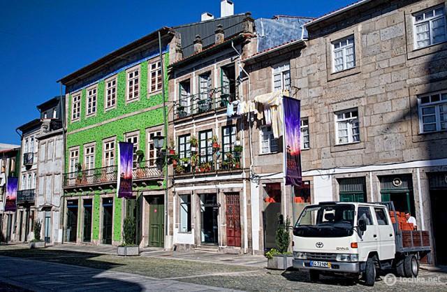 Куда поехать на один день из Порту: город Брага