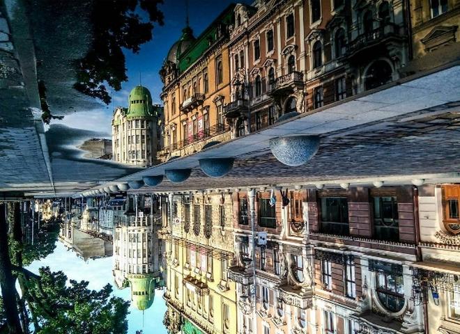 Найкрасивіші міста України: Львів