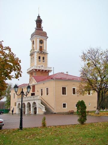 Старовинний годинник України: Кам'янець-Подільська ратуша