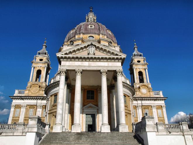 Базилика Суперга в Турине