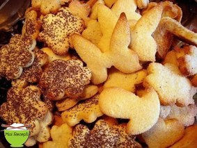 Детское творожное печенье :)