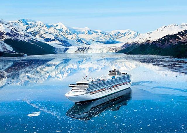 Круизы: 5 самых популярных - круиз на Аляску