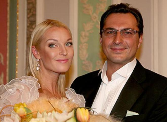 Волочкова с мужем