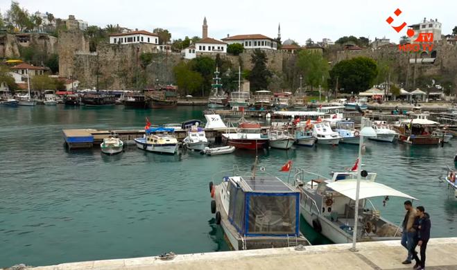 Нетипичная Анталия: на что, кроме моря, стоит обратить внимание туристу