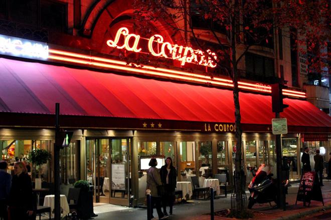 5 интересных мест в Париже