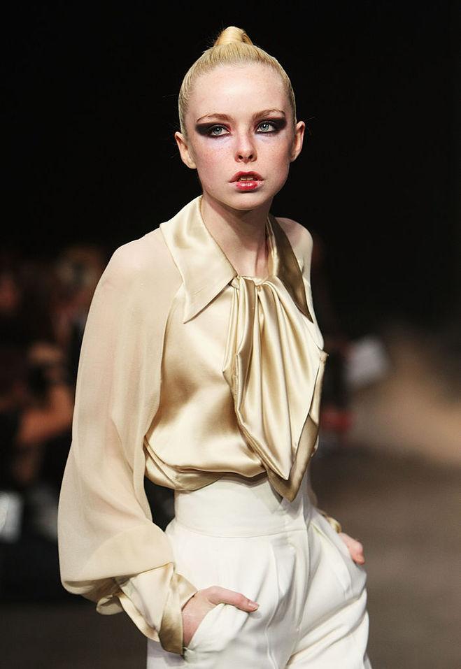 Во Франции законодательно запретили худых моделей