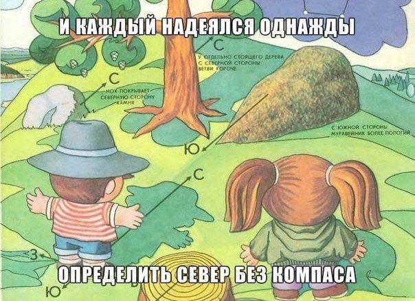 Когда-то и мы были маленькими...