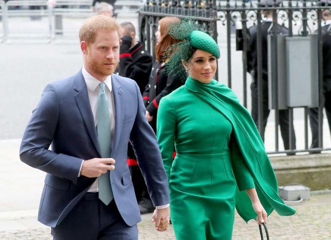 Останній офіційний вихід Меган Маркл і принца Гаррі