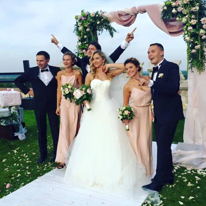 Сергій Притула-весілля