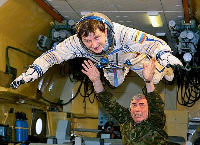 Космические туристы: Чарльз Симони