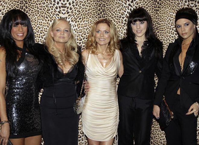 Spice Girls и Роберто Кавалли