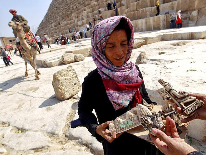 ТОП-5 сувениров из Египта