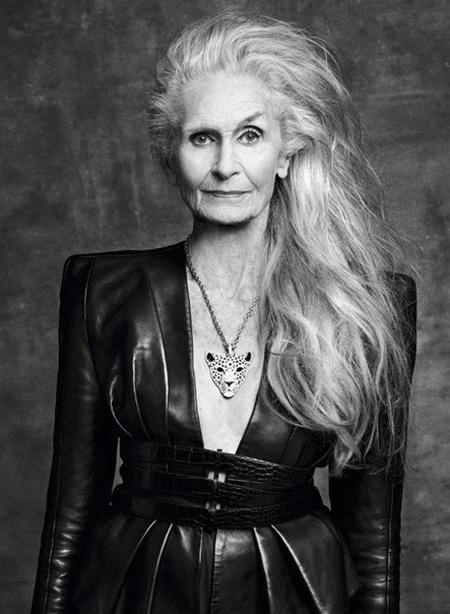 Восхитительная старость. 86-летняя Дафна Селф