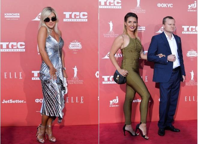 Красная дорожка открытия ОМКФ 2017: худшие образы гостей (фото)