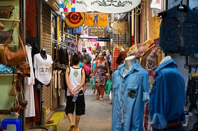 Цікаві місця Бангкока: ринок Чатучак