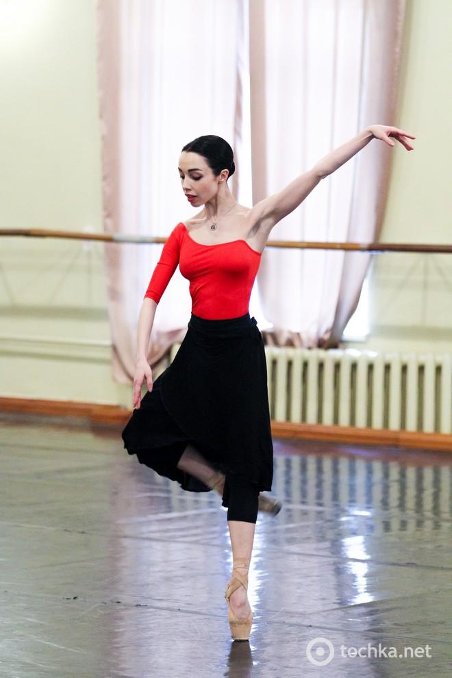 Олександр Стоянов і Катерина Кухар на репетиції: про балет, складнощі та нову постановку