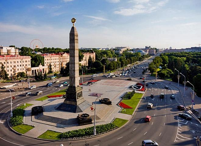 Точний час у Мінську