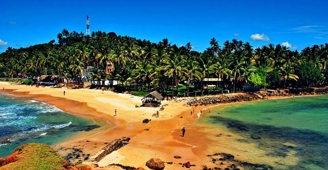 Найкращі пляжі світу: Меріса в Шрі-ЛАнці