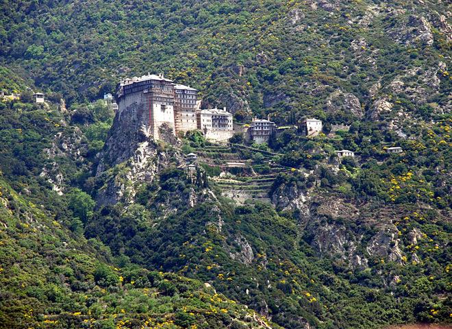 Паломницький тур - круїз навколо Афона