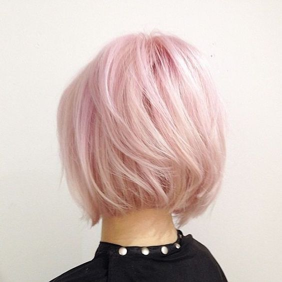 Пастельні відтінки волосся