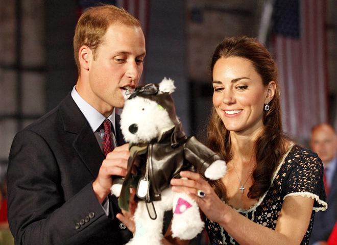 Кейт Міддлтон чекає дитину?