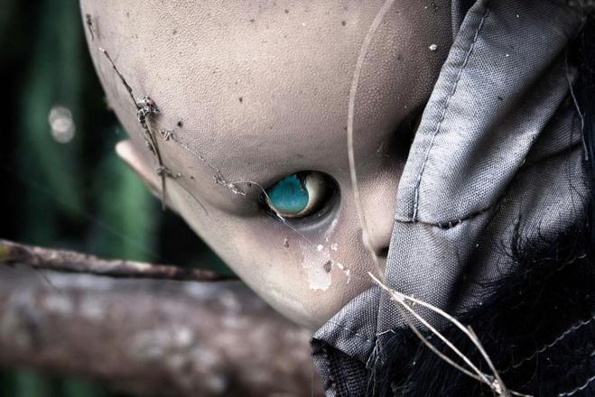 Самые страшные места на Земле: Остров заброшенных кукол